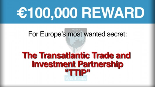 €100,000 Reward for Europe's Most Wanted Secret
