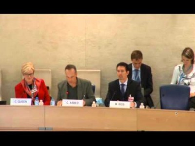 Remarks:  Greg Asbed, United Nations Business and Human Rights Annual Forum, 2015