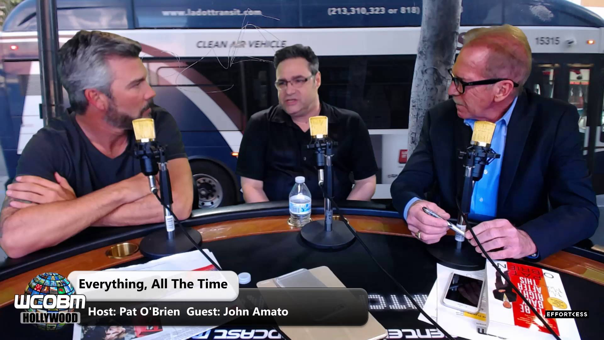 Our Own John Amato On 'Everything All The Time' With Pat O'Brien