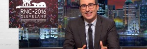 John Oliver Trashes Donald Trump and the RNC for Validating Feelings Over Facts